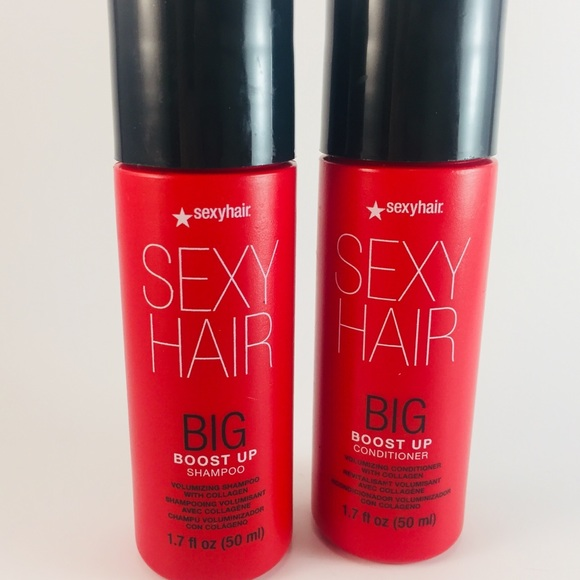 Big sexy hair travel size